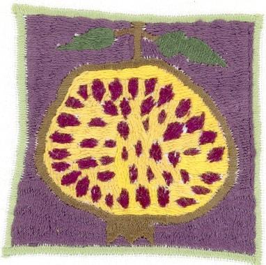 Stickerei von Aslia