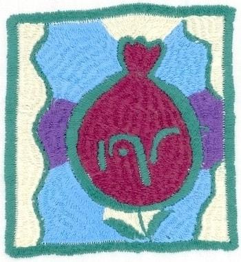 Stickerei von Fatuba