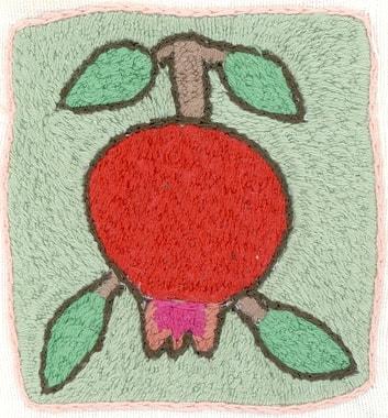 Stickerei von Jamila