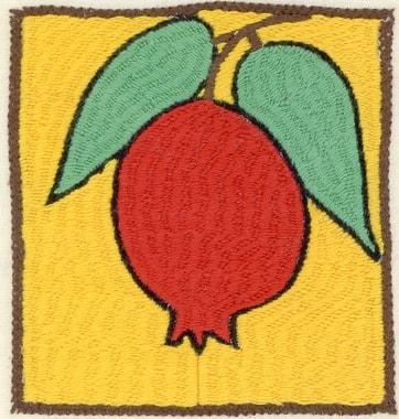 Stickerei von Shamin