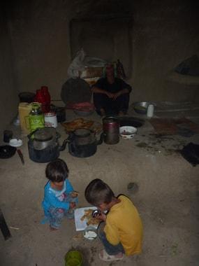 In Shila's Küche