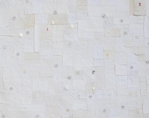 """""""Le tapis des âmes, 2011, détail"""