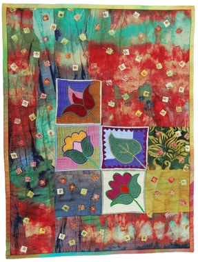 Patchwork from Claudia Zabel, D