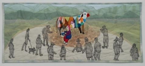 Ingrid Eckert, Von Menschen und Kühen