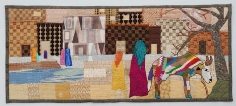 Patricia Fuentes, Frozan's village