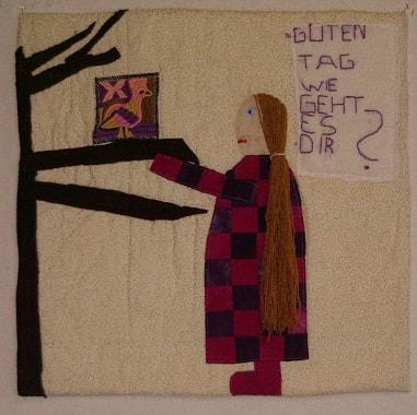 Erzähl mir von Marri, kleiner Vogel Breidenstein Lea (née en 1996)