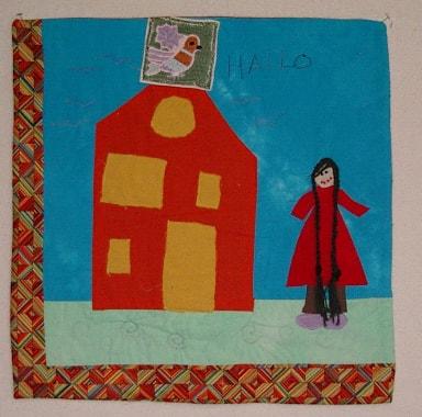 Das fröhliche Haus Nora Breidebstein (née en 1998)