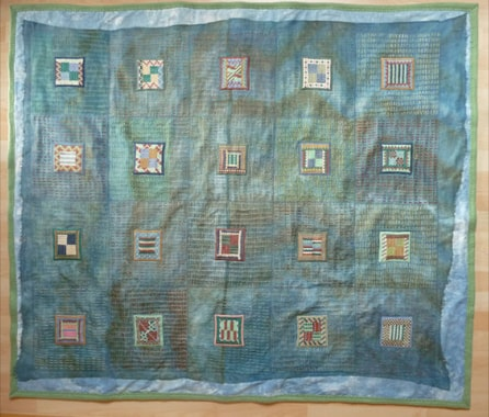 Quilt from Marianne Bender-Chevalley, CH