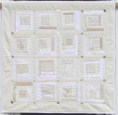 Babyquilt from Pascale Goldenberg, D