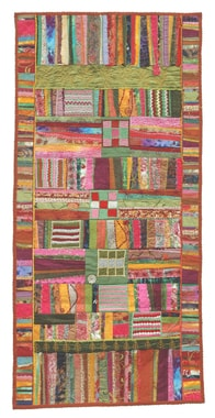 Patchwork from Pascale Goldenberg + Elsbeth Nusser Lampe, D