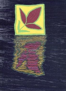 """""""Réflexion"""", Carole Holme, UK"""
