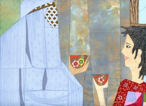 Gabriele Riedl, D, Detail