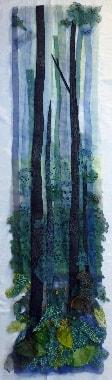 Symbiosis, Maria Stoller, Switzerland, 144 x 36 cm