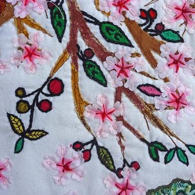 Detail aus: »Le jardin japonais«<br>Joséphine Cohen, Frankreich | Roqia, Afghanistan