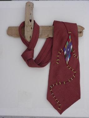 """Le cerf-volant-cravatte"", Anna-Luise Hebel-Hebener, D"