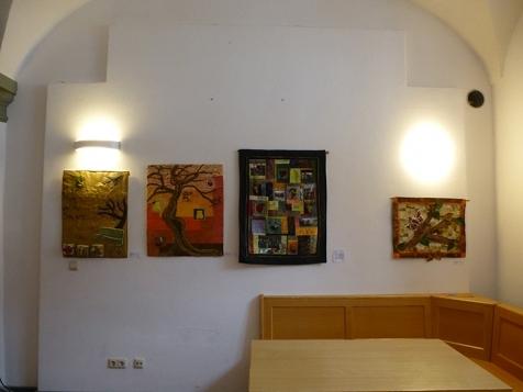 exhibiton view