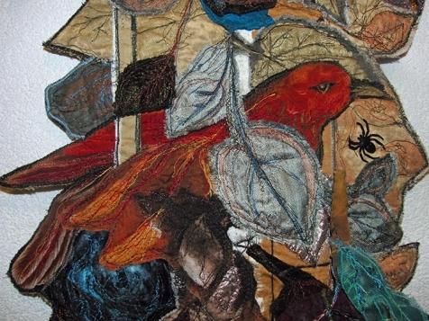 Marijke van Welzen-Detail