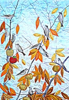 Herfst in de Appelboom  Els Vereycken