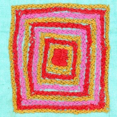 Malalai's embroidery