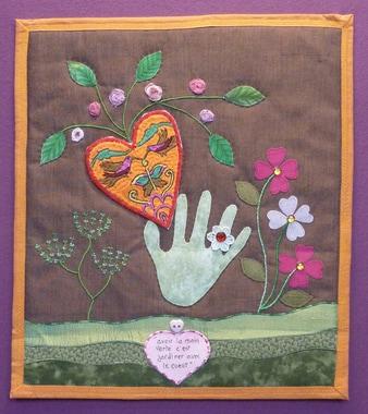 Jeannine Vautier – F - Avoir la main verte, c'est jardiner avec le cœur