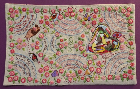 Claire Gravrand – F - Le cœur des roses