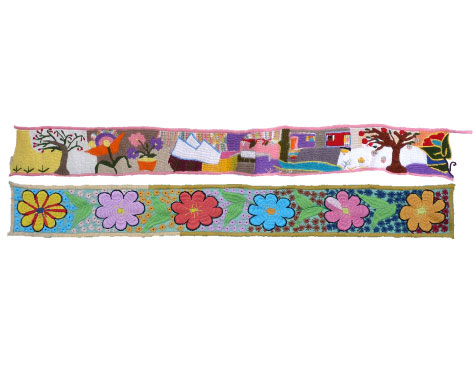 embroidered belts – you can find a selection of bands in our online shop!