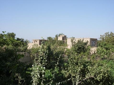 Qala du village de Sufian pain (Sufian le bas)
