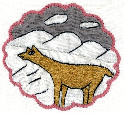 Stickerei von Nadjiba