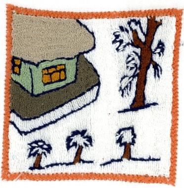 Stickerei von  Oleajan
