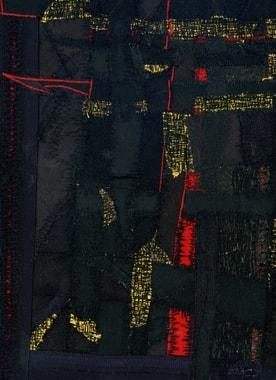 """""""Trauer und Tod"""", Detail"""