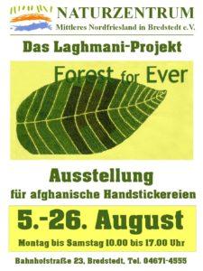 Plakat Naturzentrum Bredstedt
