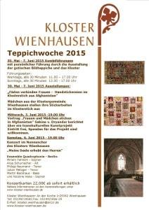 Teppichwoche Kloster Wienhausen